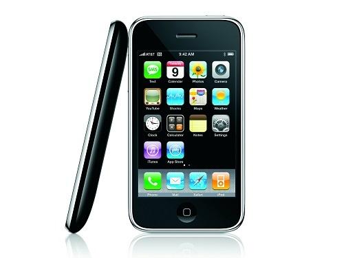 iPhone 3G. Ảnh: Tech Radar.