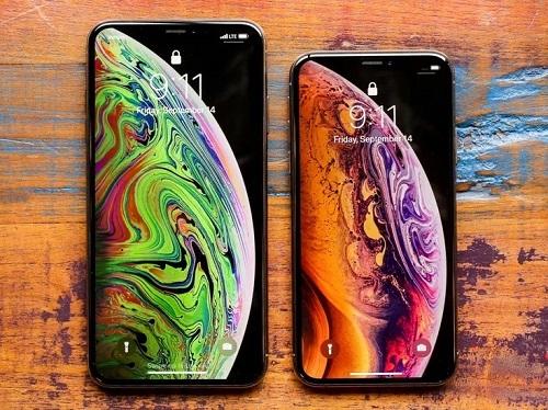 iPhone XS và iPhone XS Max. Ảnh: Cnet.