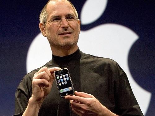 iPhone 2G. Ảnh: Cult of Mac.
