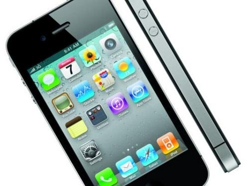 iPhone 4. Ảnh: News Atlas.