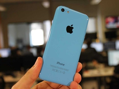 iPhone 5C. Ảnh: Business Insider.