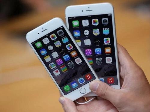 iPhone 6 và iPhone 6 Plus. Ảnh: Cnet.