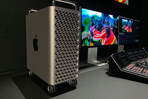 Mac Pro đắt nhất dành cho ai - ảnh 1