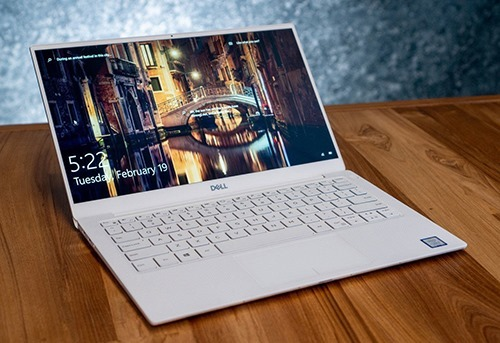 Dell XPS 13 2019. Ảnh: EnGadget.