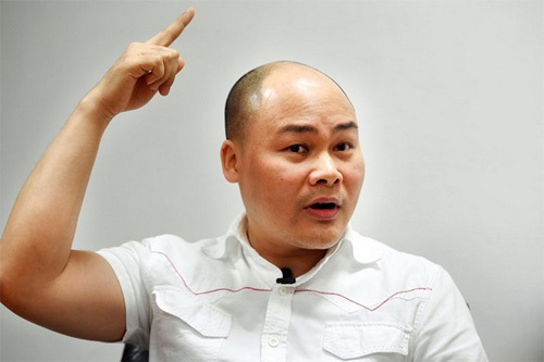 Ông Nguyễn Tử Quảng lo ngại về sự hồn nhiên của người dùng Việt Nam trước bóng ma Deepfake.