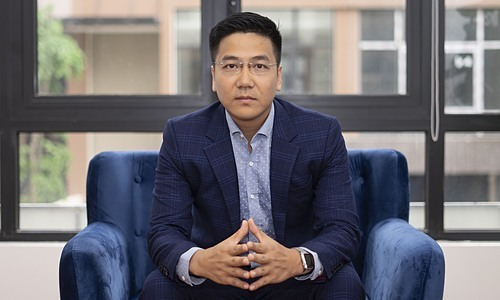 Ông Nguyễn Minh Đức - CEO và Founder công ty bảo mật CyRadar.