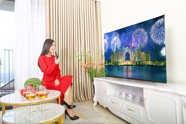 Cơ hội mua TV OLED giá mềm dịp cận Tết - ảnh 1