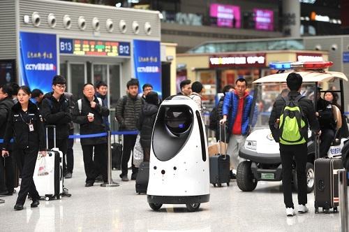 Robot tuần tra