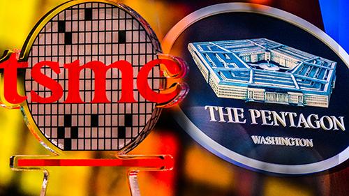 Mỹ gây sức ép lên đối tác sản xuất chip của Apple - ảnh 1