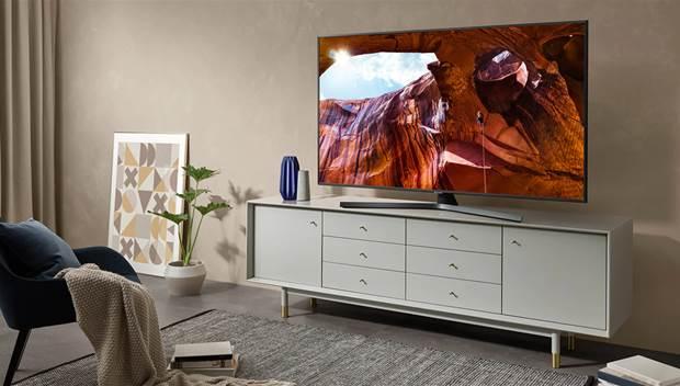TV Samsung RU7400 đoạt giải TV 4K tốt nhất năm 2019 - ảnh 1