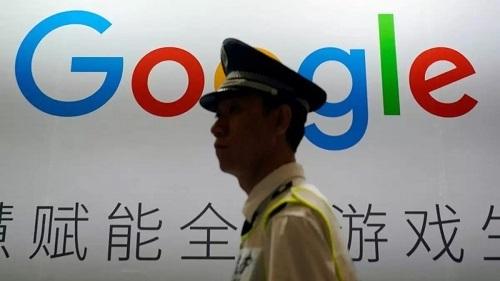 Google đóng cửa bốn văn phòng đại diện tại Đại lục, Hong Kong và Đài Loan đến hết ngày 10/2. Ảnh: WSJ.