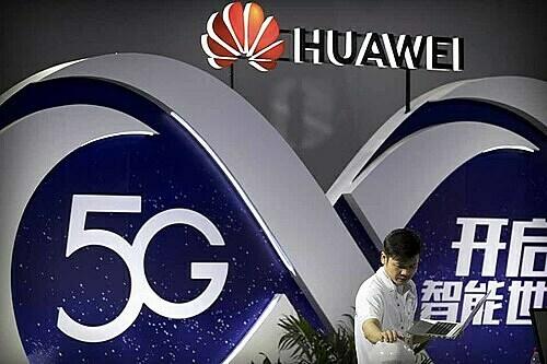 Huawei đang có ảnh hưởng lớn trong việc triển khai 5G toàn cầu.