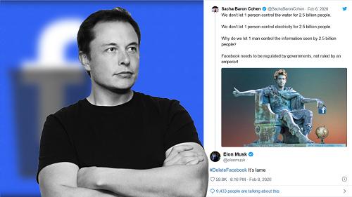Elon Musk: Hãy xóa Facebook vì nó dở tệ - ảnh 1