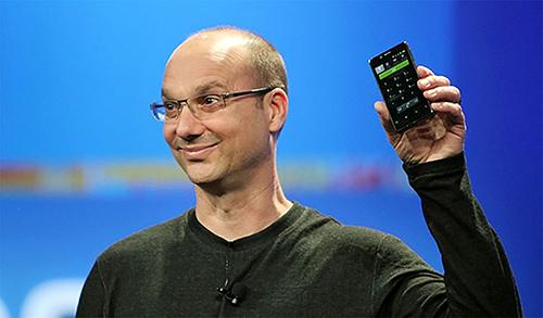 Hãng smartphone của cha đẻ Android đóng cửa - ảnh 1