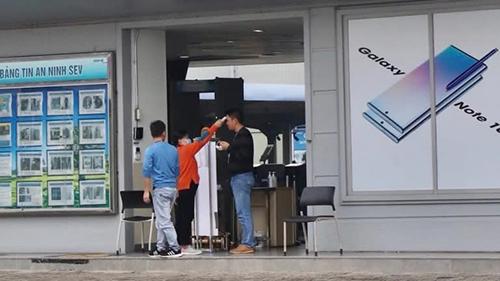 Nhà máy Samsung ảnh hưởng vì virus corona - ảnh 1
