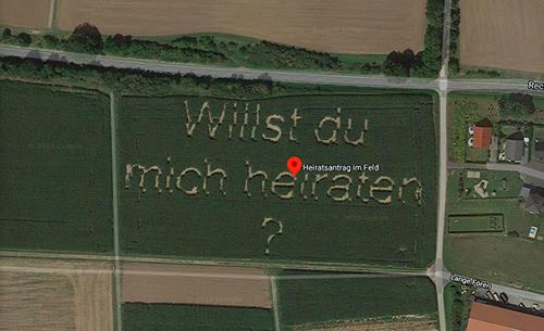 Cầu hôn bằng Google Maps - ảnh 1