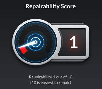 Motorola Razr 2019 rất khó sửa chữa - ảnh 2
