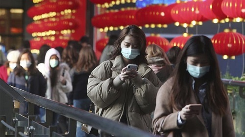 Máy chủ khắp Trung Quốc quá tải do virus corona - ảnh 1