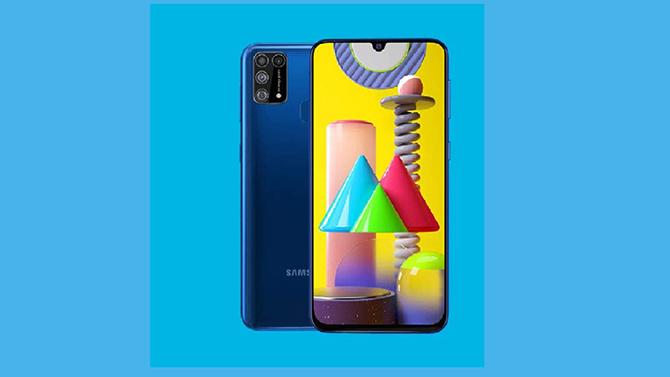 Samsung ra Galaxy M31 pin hai ngày - ảnh 1