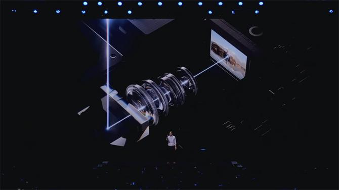 Galaxy S20 Ultra có khả năng zoom lớn. Ảnh: Samsung.