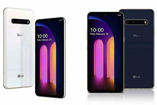 LG ra smartphone 5G có camera quay video 8K - 1