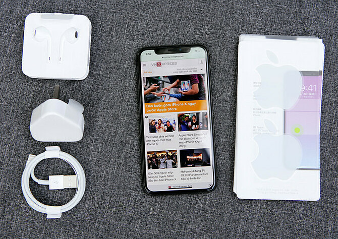 iPhone ngày càng nhanh mất giá