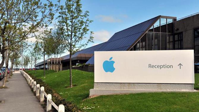 Văn phòng của Apple tại Ireland. Ảnh: QZ.