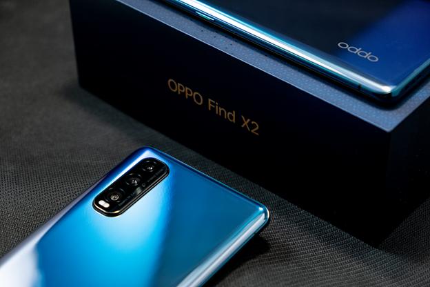 Cụm ba camera sau trên Find X2 sẽ mang nhiều công nghệ nhiếp ảnh di động tiên tiến từ Oppo.