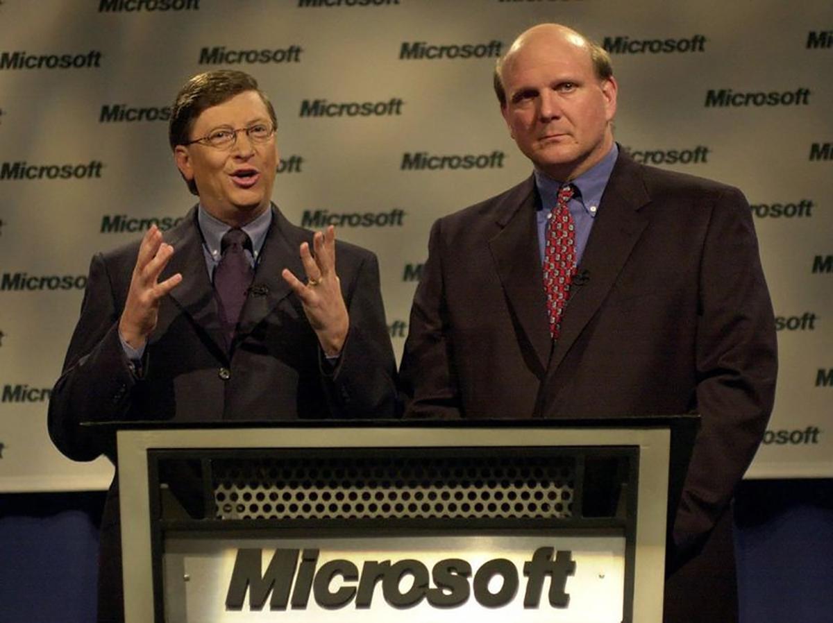 45 năm thay đổi thế giới của Bill Gates