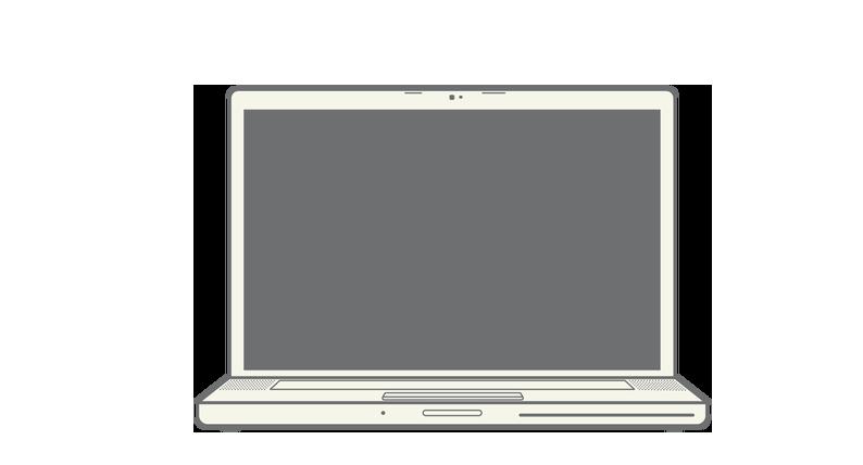 MacBook Pro được thiết kế bởi Ive, trình làng lần đầu năm 2006. Với kiểu dáng mỏng nhẹ, đường nét chỉn chu, cấu hình mạnh mẽ cùnggiao diện dễ sử dụng, laptop của Apple đã thay đổi cách nhìn đối với thị trường máy tính xách tay vốn nặng nề và thô kệch thời bấy giờ. Ảnh: Fortune.