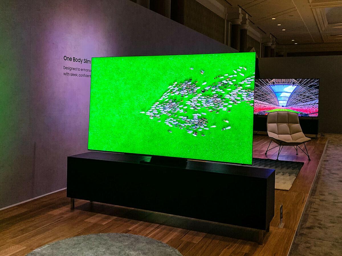 Các dòng TV 4K 2020 bắt đầu xuất hiện ở thị trường Việt Nam.