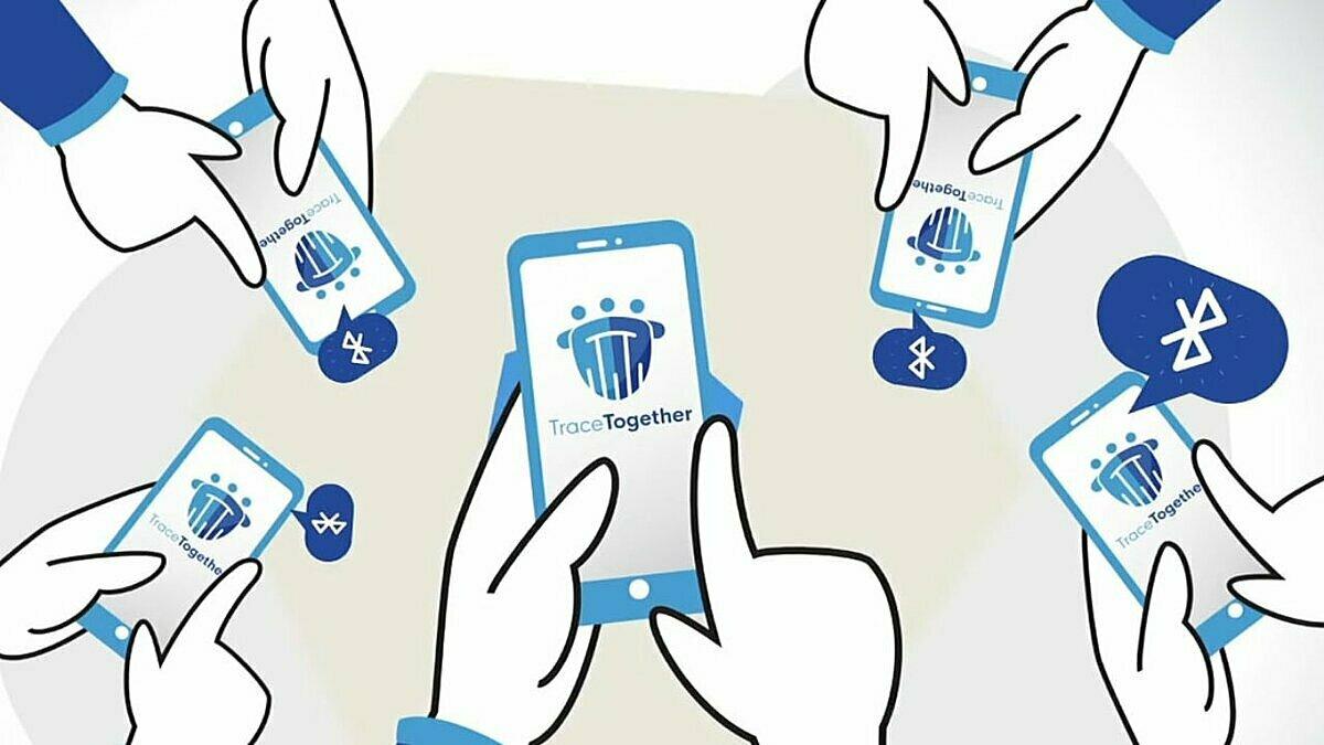 Trace Together cam kết không thu thập dữ liệu cá nhân người dùng. Ảnh:Goodyfeed.