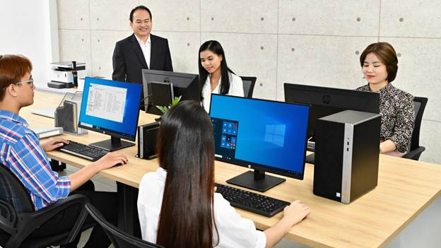 Lý do BizUni lựa chọn HP - ảnh 3