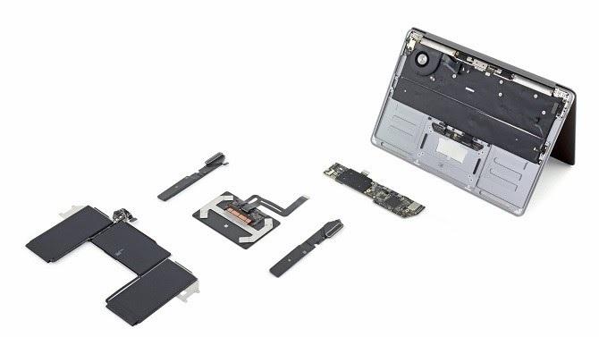 MacBook Air 2020 bền và dễ sửa hơn bản 2019 - ảnh 2