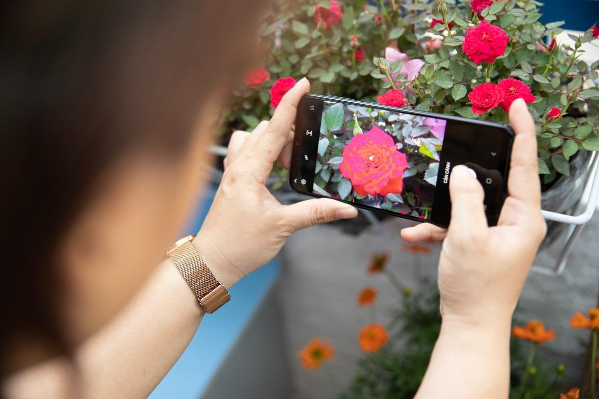Galaxay M31 - smartphone cho người mê sáng tạo nội dung - ảnh 1