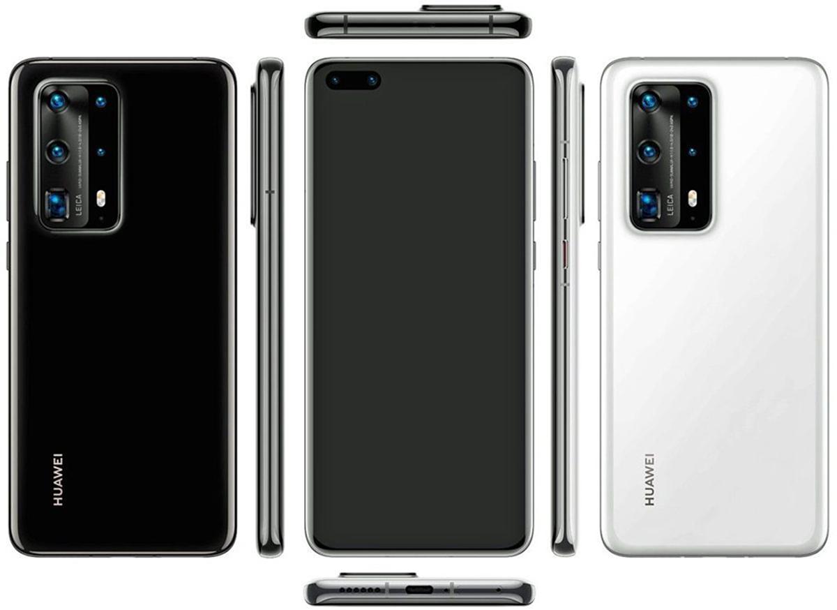Huawei P40 Pro+ ra mắt với camera zoom quang 10x - ảnh 1