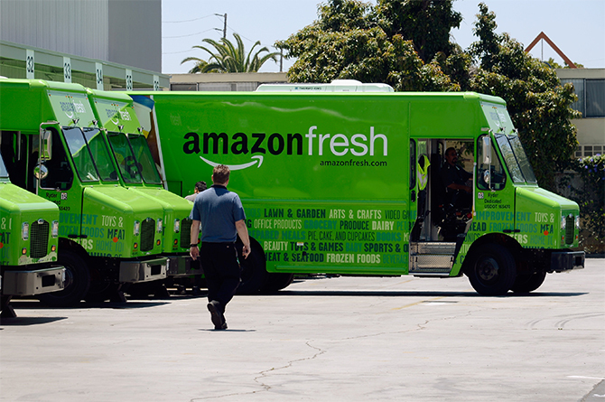 Nhân viên Amazon được tăng lương 19 USD một giờ - ảnh 1