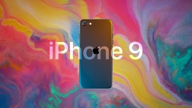 iPhone 9 tiêu chuẩn dùng camera đơn, trong khi iPhone 9 Plus trang bị cụm camera kép. Ảnh: Arab App.