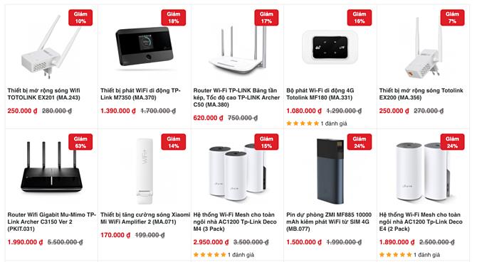 Thiết bị giúp tăng tốc Wi-Fi bán chạy - ảnh 1