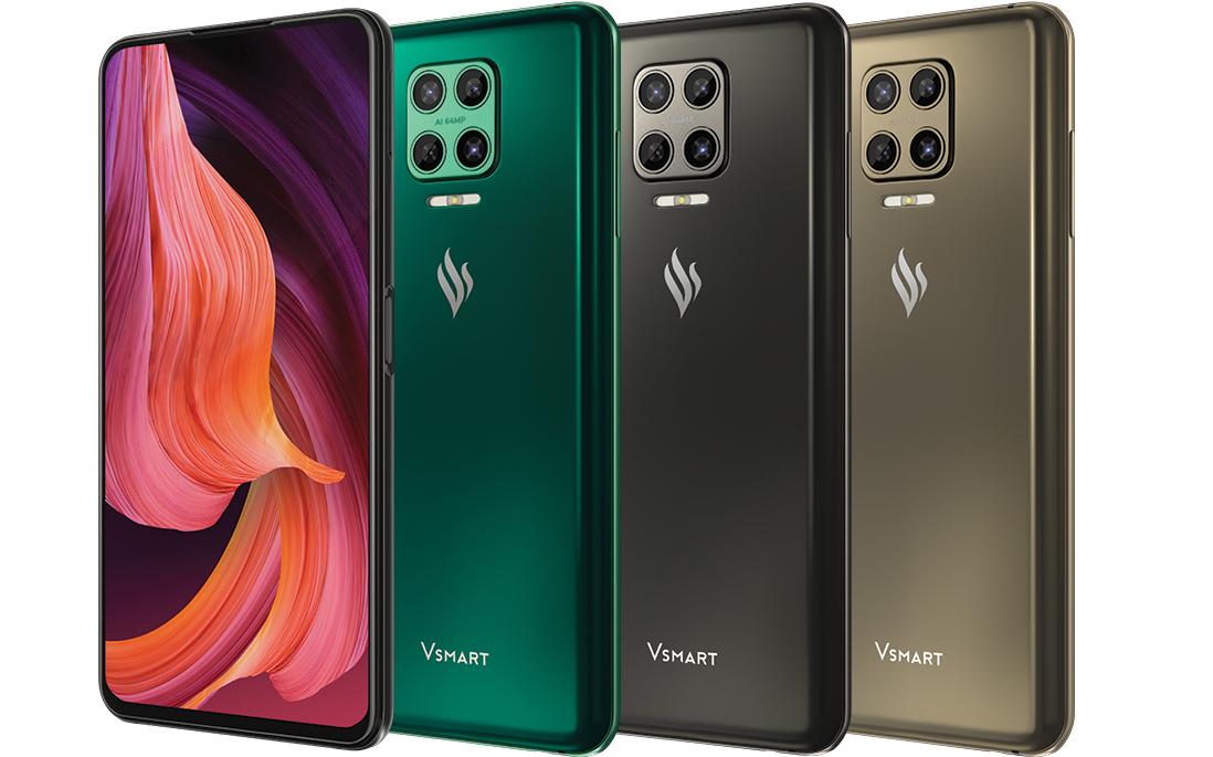 7 smartphone 7 đến 10 triệu đồng mới ra mắt