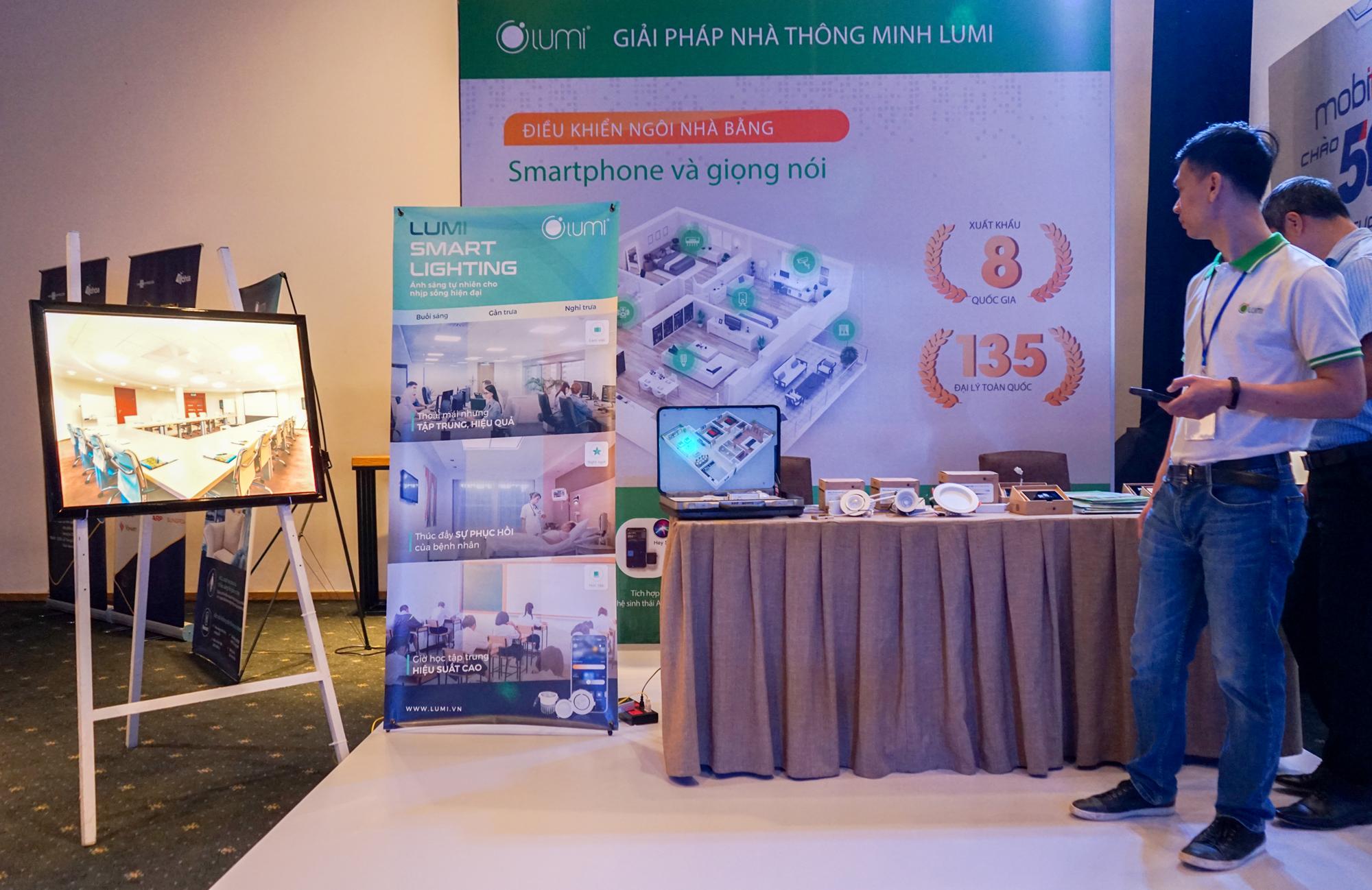 Hệ thống nhà thông minh của Lumi tại Tech Awards 2020