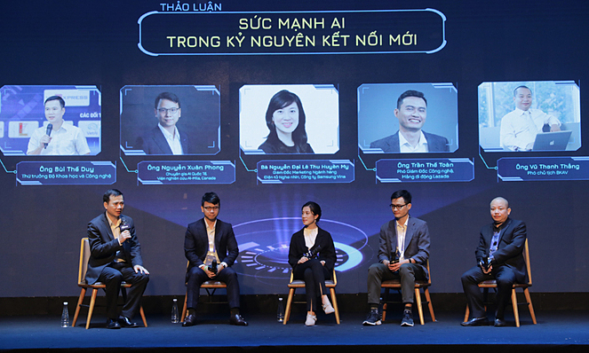 AI là 'vũ khí' đưa Việt Nam thành cường quốc công nghệ