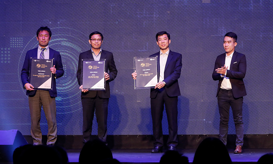 Thương hiệu gia dụng xuất sắc tại Tech Awards 2020